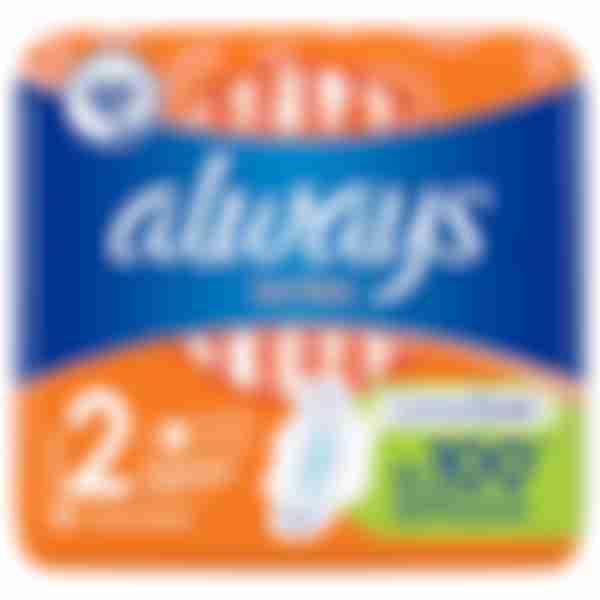 Гигиенические прокладки P&G ALWAYS ultra normal, 10шт