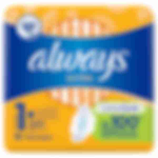 Гигиенические прокладки P&G ALWAYS ultra Light, 10шт