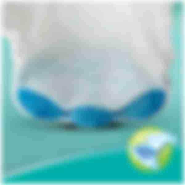 Подгузники Pampers New Baby-Dry Мини 4-8кг 24/27шт