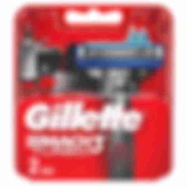 Gillette Сменные кассеты для бритвенного станка Mach3 Turbo N2
