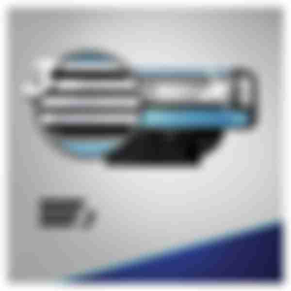 Gillette Сменные кассеты для бритвенного станка Mach3 N4