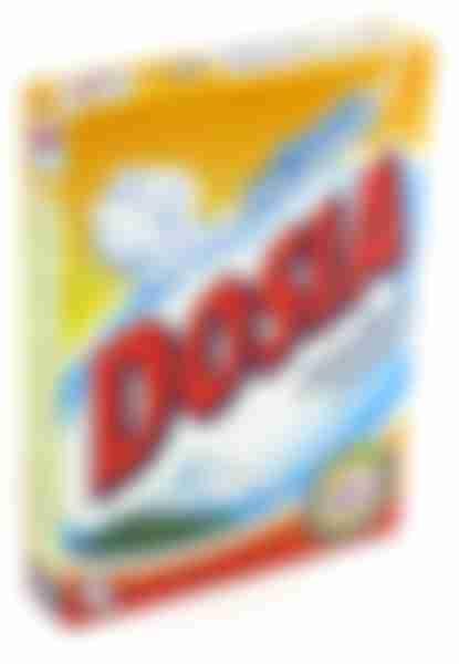 Стиральный порошок Dosia Автомат Альпийская свежесть, 400г