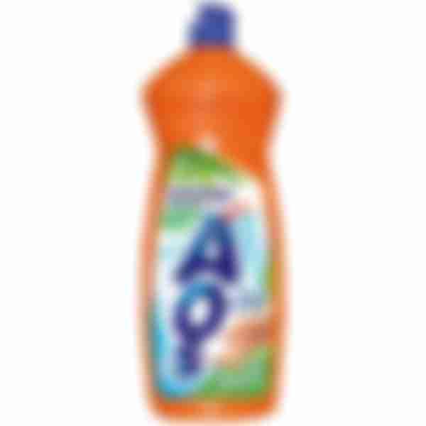 Средство для мытья посуды АOS Бальзам с Алоэ Вера, 900мл