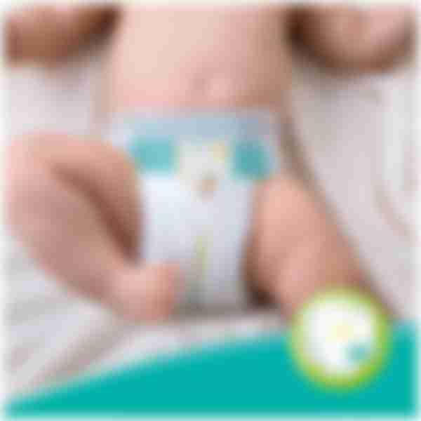 Подгузники Pampers New Baby-Dry 2-5кг 27шт