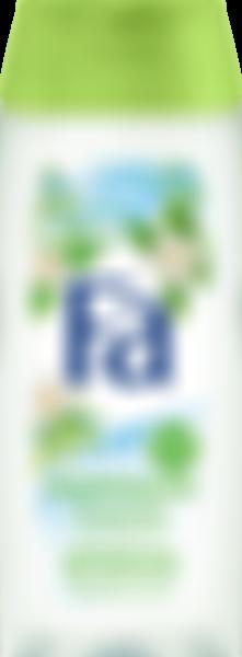 Гель для душа Fa Природная свежесть Белый чай и Бамбук, 250мл
