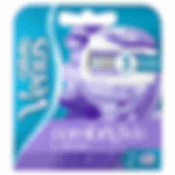 Gillette Сменные кассеты для женкого бритвенного станка Venus Breeze N2