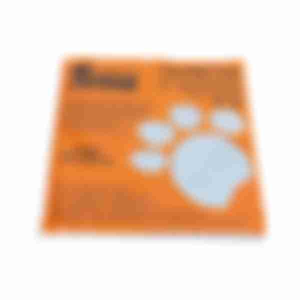 Салфетка Рыжий кот микрофибра для стекла, 30*30см