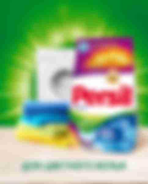 Cредство для стирки Persil Color Свежесть от Vernel для цветного белья, стиральный порошок 6кг (40 стирок)