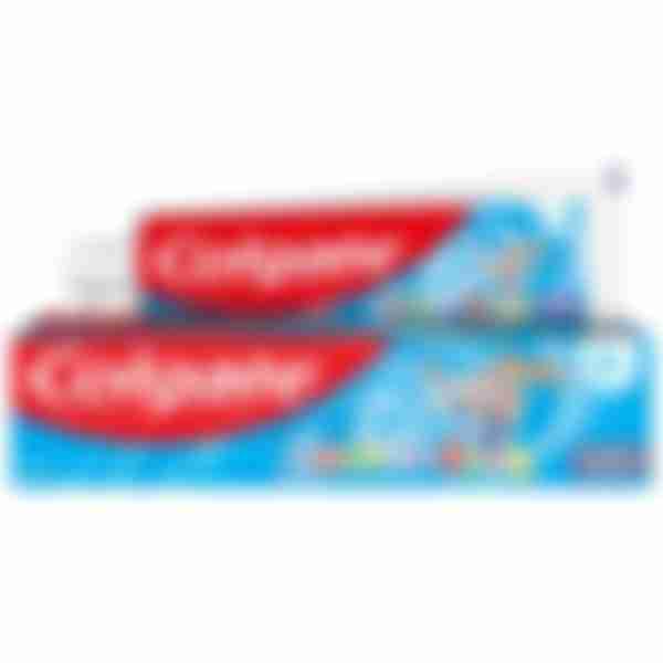 COLGATE Доктор Заяц вкус Жвачки детская зубная паста, 50 мл
