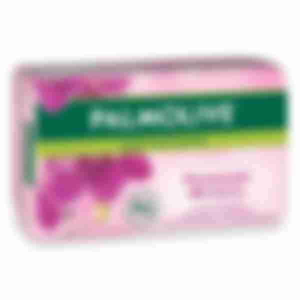 PALMOLIVE Натурэль Роскошная Мягкость туалетное мыло с экстрактом Oрхидеи, 90 г