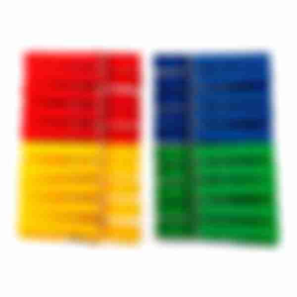 Прищепки бельевые Стандарт/Классик 20шт AZUR арт.915100