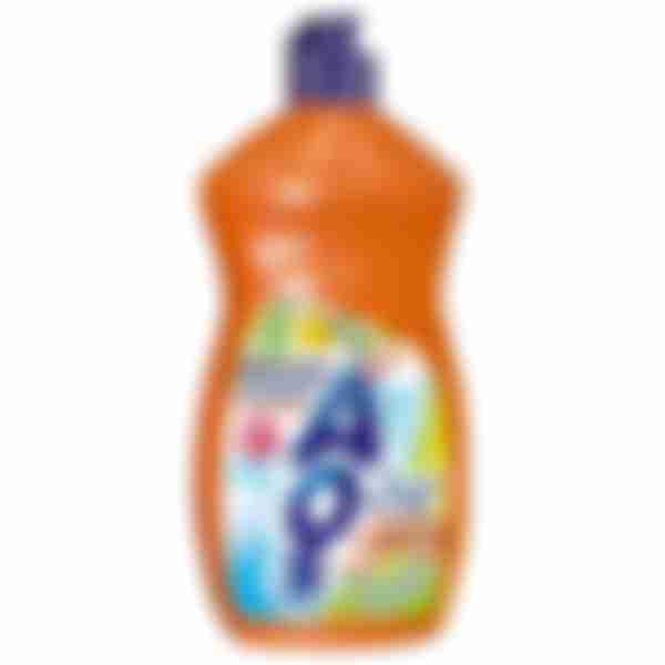 Средство для мытья посуды AOS Бальзам, Ромашка и витамин Е, 450мл