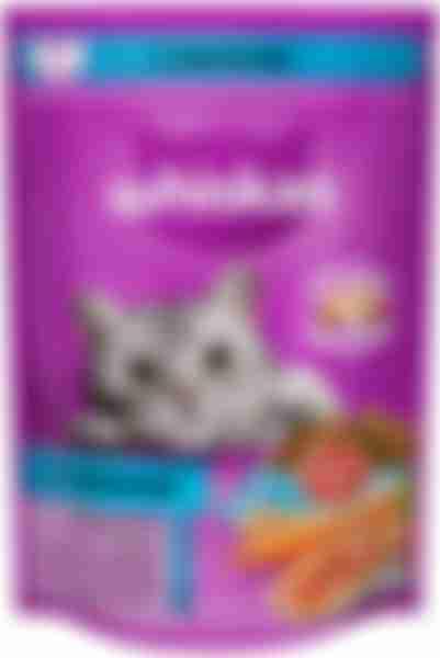 Whiskas сухой корм для кошек Лосось/Тунец 350г