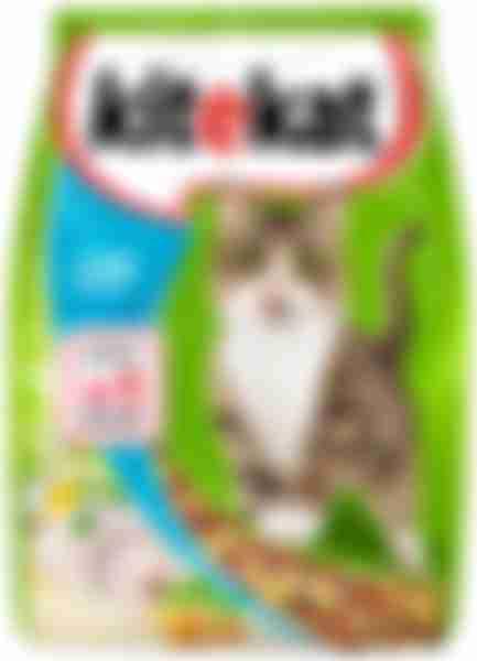 Kitekat сухой корм для кошек Улов рыбака 350г