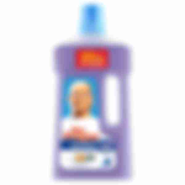 Жидкость моющая для полов и стен Mr. Proper, Лавандовое спокойствие, 1л