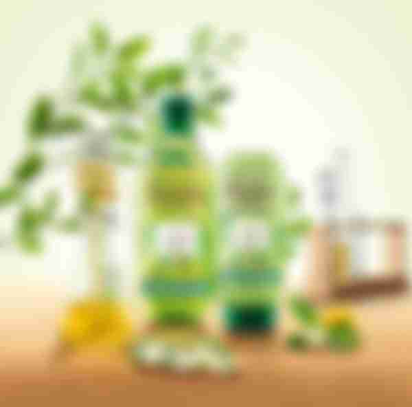 Botanic Therapy Зеленый чай Шампунь для жирных волос 400мл