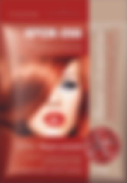 Краска для волос Крем Хна Медно рыжий 50мл