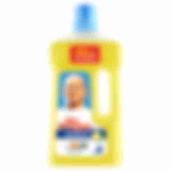 Моющая жидкость для полов и стен Mr. Proper, Лимон, 1л