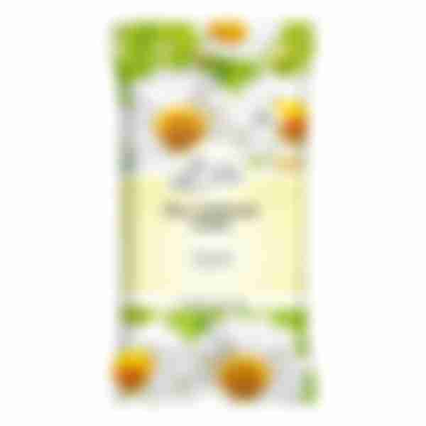 Влажные салфетки Lilit ДЛС освежающие ромашка, 60шт