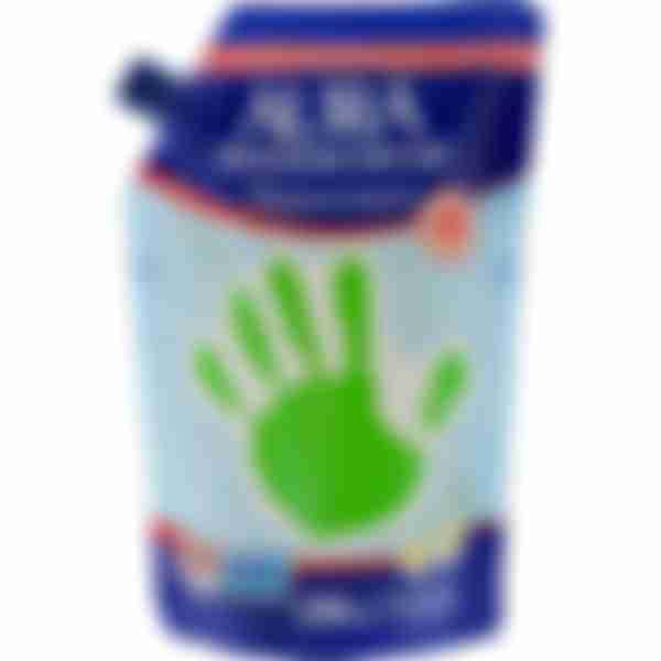Жидкое туалетное мыло антибактериальное AURA  Ромашка дой-пак, 500мл