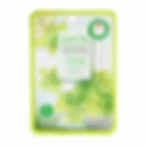 BeauuGreen Маска для лица 3D Green Tea