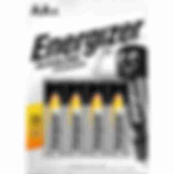 Батарейка Energizer Alkaline Power LR06 BL-4 4шт