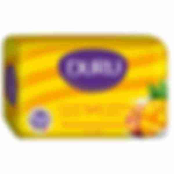 Мыло Duru 1+1 крем Манго+Персик, 80г