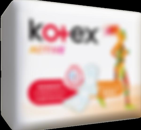 Гигиенические прокладки Kotex ultra aktiv normal, 8шт