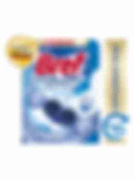 Туалетный блок Bref Color Aktiv с Хлор-компонентом, 50г