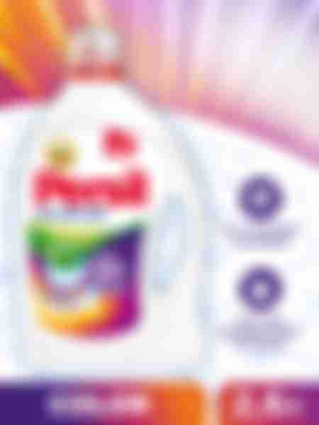 Жидкое средство для стирки Persil Color для цветного белья, гель для стирки 2,6л (40 стирок)