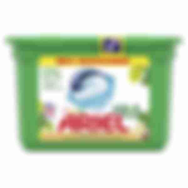 Капсулы для стирки Ariel Автомат Масло Ши, 18шт