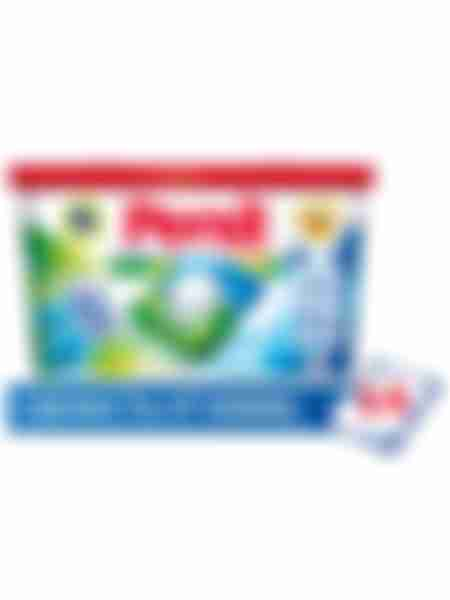 Капсулы для стирки Persil Power Caps Freshness by Vernel 4in1, Свежесть от Vernel, 14 шт