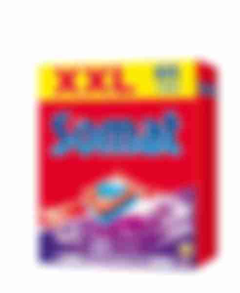 Таблетки для посудомоечной машины Sоmat, All in on, 65шт