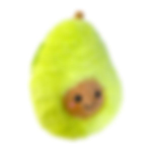Игрушка мягконаб. Авокадо 30см И13мб-01