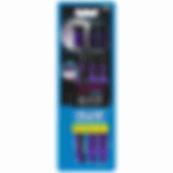 Зубная щетка Oral-B 40 Black Всесторонняя средняя 3шт