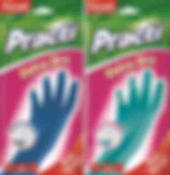 Перчатки резиновые Paclan Practi Extra Dry M