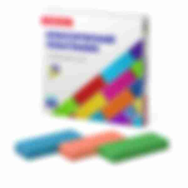 Классический пластилин ErichКrause Basic 12 цветов, 192г (коробка)