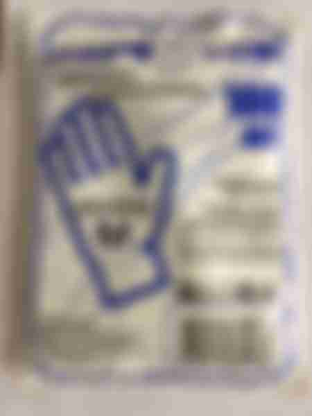 Перчатки ПНД одноразовые размер L/M 100шт
