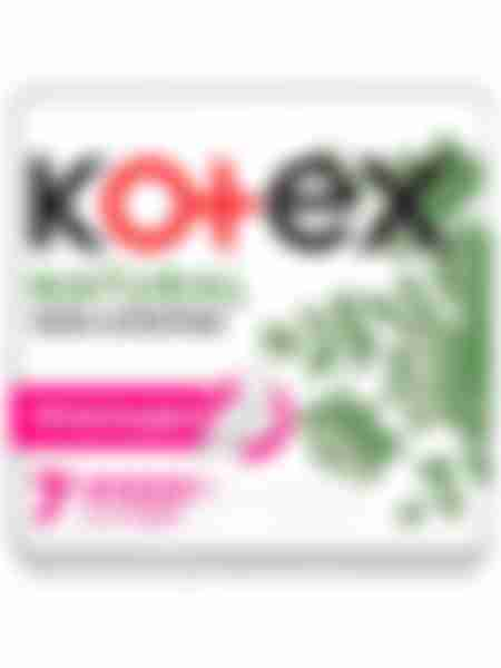 Г/п Kim.Cl Kotex Нэчурал Супер Прокл. Гигиен. 7 шт (16)