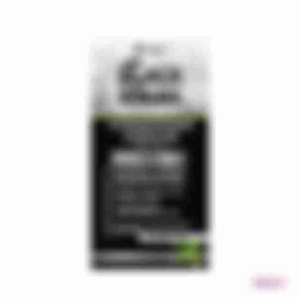 Витэкс Black Clean Полоска д/носа очищающая с активированным бамб.углем, 1шт (3445)