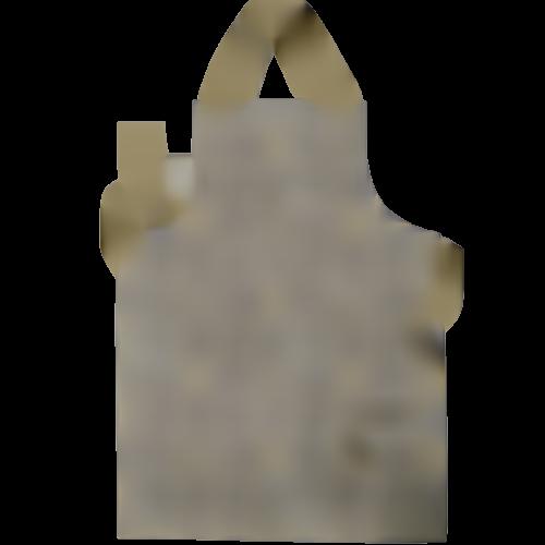 Фартук кухонный 60х70см, рогожка, Notre Dam