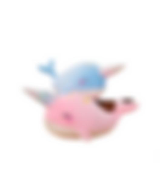 Игрушка мягконаб. Дельфинчик-единорожка  40см